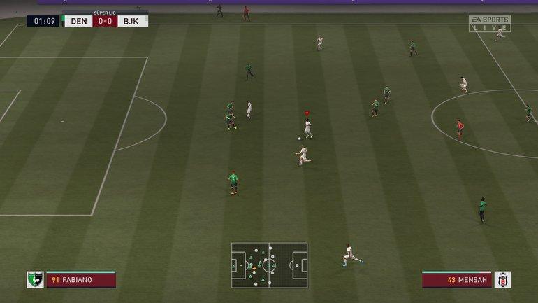 Oynanış açısından FIFA 21...