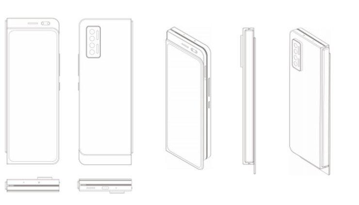 Xiaomi'den, Kayan Ekranlı ve Katlanabilir Bir Akıllı Telefon mu Geliyor?