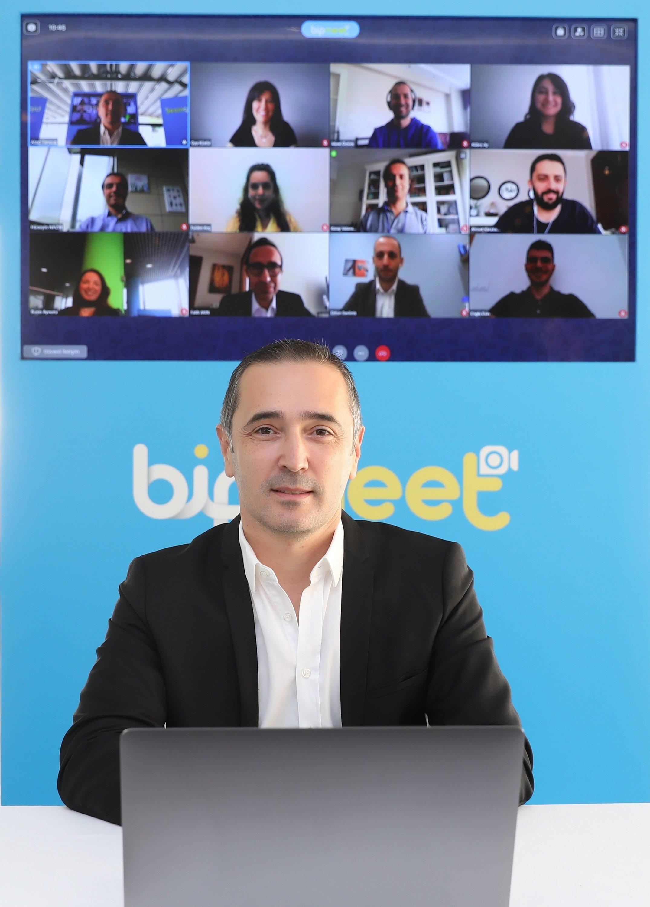 Güvenli, kolay konferans çözümü: BiP Meet
