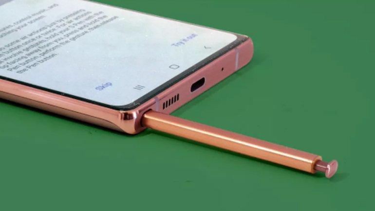 Samsung, Sıradaki Katlanabilir Cebi Galaxy Z Fold 3'e S Pen Ekleyecek