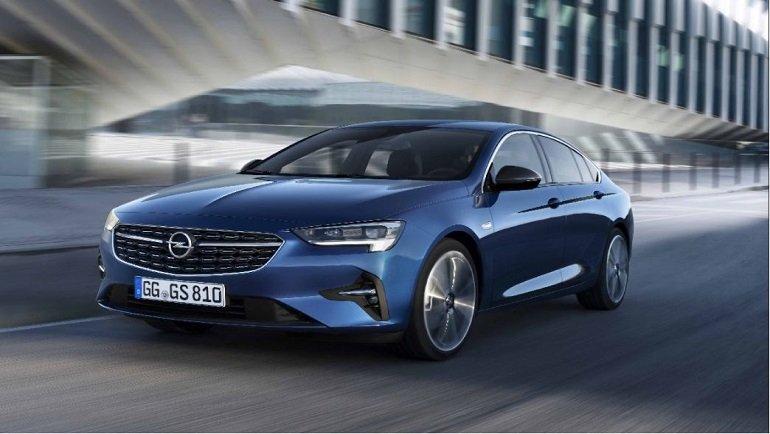 Yeni Opel Insignia tanıtıldı! İşte Opel Insignia fiyatları ve özellikleri