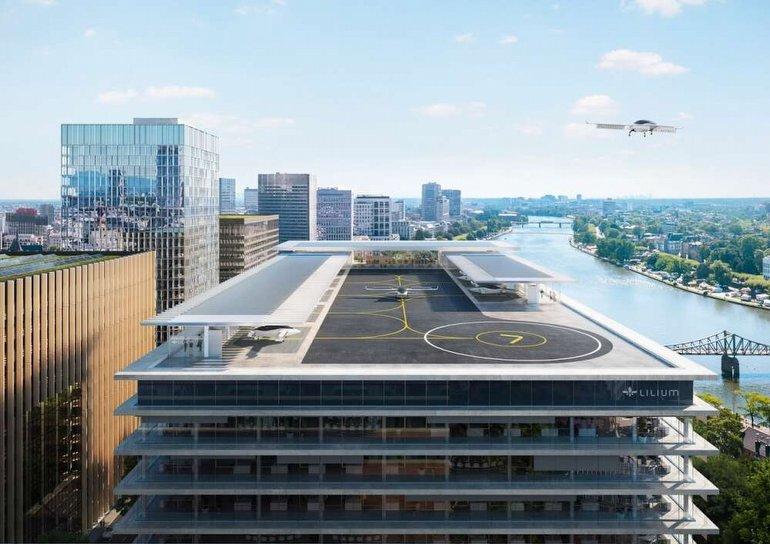 Uçan Taksiler, 2025 Yılında Göklerde Olabilir!