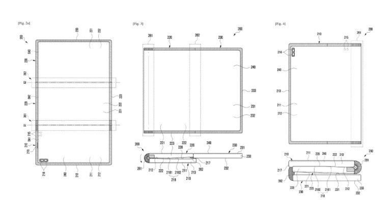 Samsung'dan Yeni Katlanabilir Telefon Patentleri: Bu Sefer Z Şeklinde!