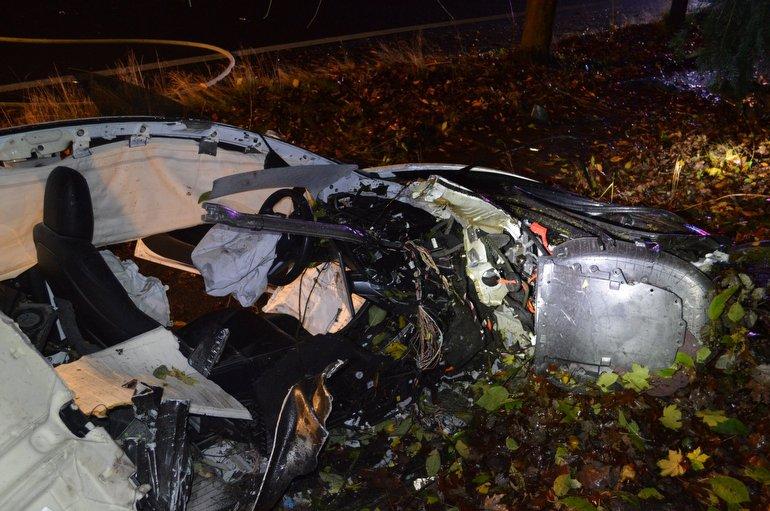 Tesla Model 3 Korkunç Bir Kaza Yaptı; Ortalık Fena Karıştı!