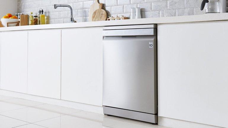 LG Bulaşık Makineleri Buhar Teknolojisi ile Hijyen Sağlıyor