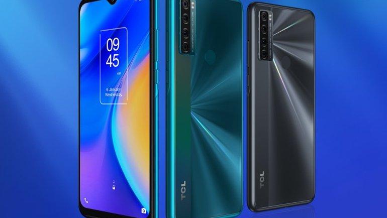 TCL, Yeni Akıllı Telefonları 5G'li TCL 20 Serisini Tanıttı