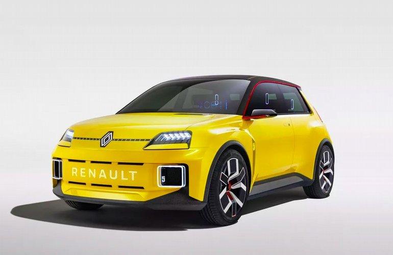 Ve Renault 5 Geri Dönüyor