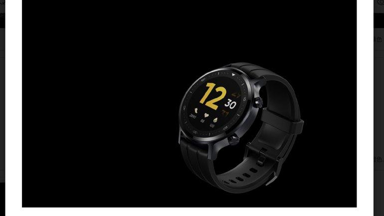 realme Watch S Tanıtıldı! İşte Özellikleri!