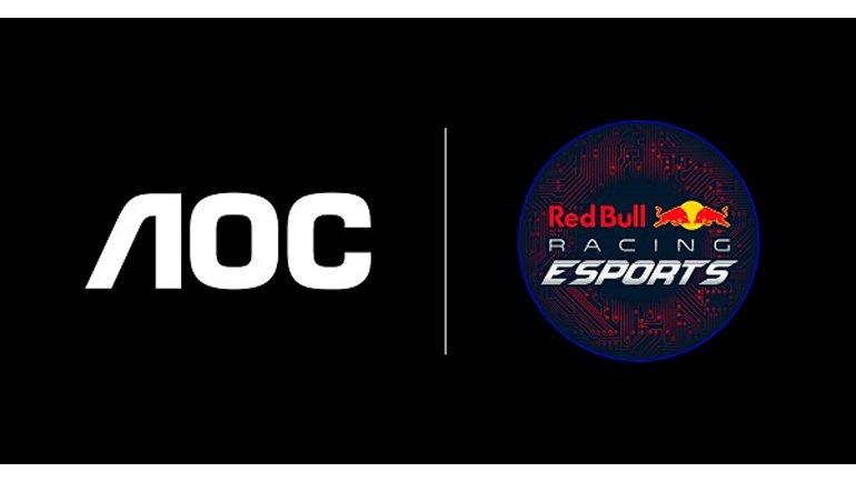 AOC, Red Bull Racing Esports ile Gücünü Birleştiriyor