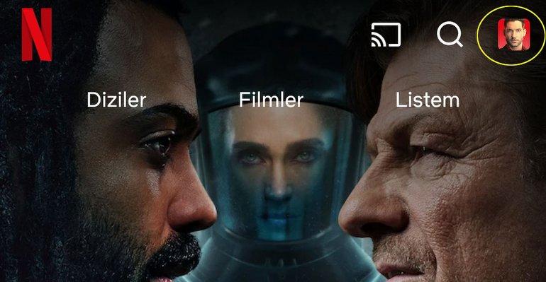 Telefonda Netflix Üyelik İptali Nasıl Yapılır?
