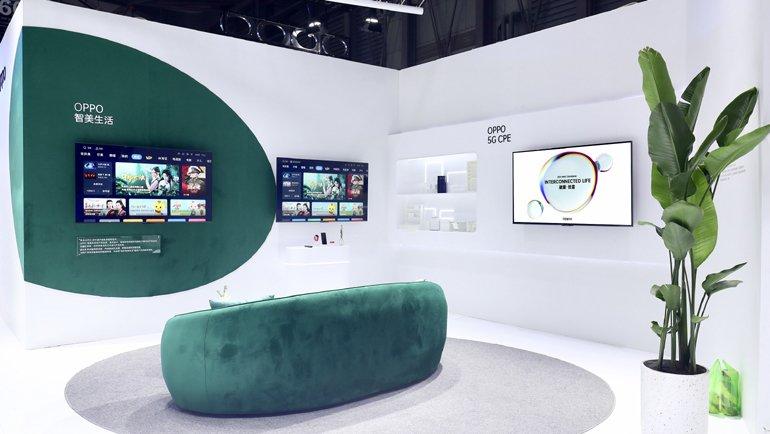 OPPO, Mobil Dünya Kongresi 2021'de Geleceği Şarj Etti!