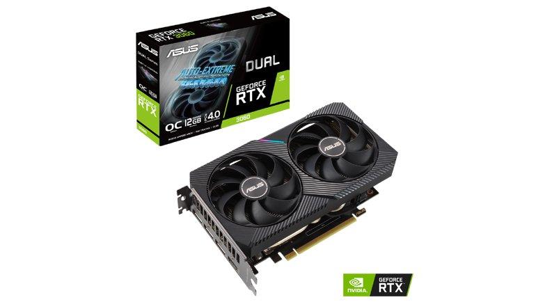 ASUS GeForce RTX 3060 12 GB Ekran Kartı Tanıtıldı! İşte Özellikleri!