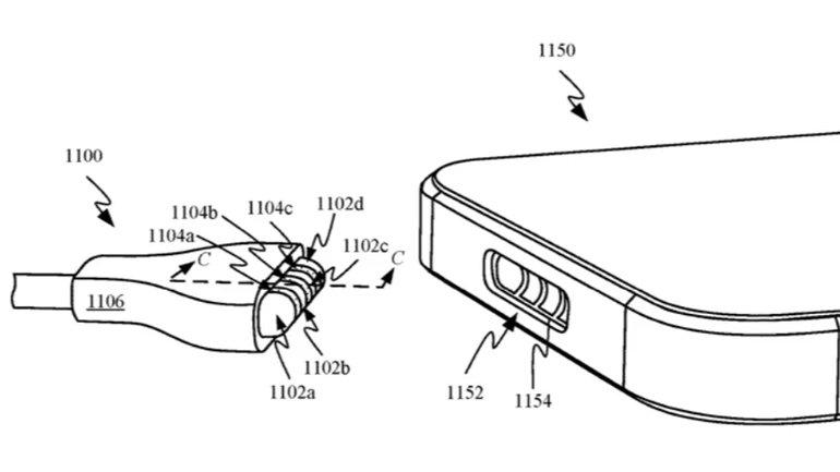 Apple'ın, Ligtning Bağlantısı Yerine Kullanacağı Yöntem Ortaya Çıktı