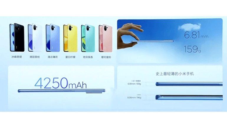 Xiaomi Mi 11 Lite ve Xiaomi Mi 11i Tanıtıldı! İşte Özellikleri ve Fiyatları