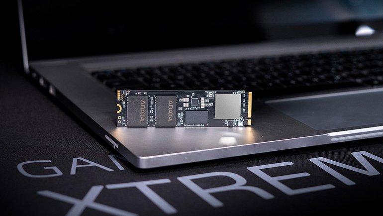 XPG, GAMMIX S70 BLADE PCIe Gen4x4 M.2 SSD Modelini Duyurdu