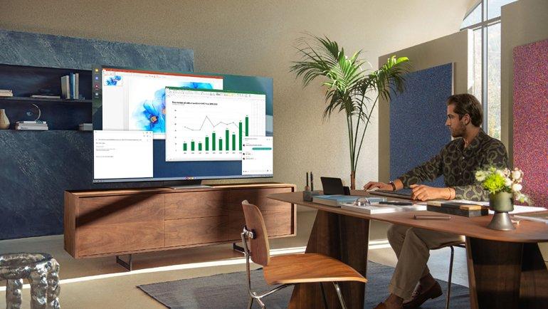 Samsung'un 2021 Model TV'leri, Teknoloji Semineri'nde Sahneye Çıktı!