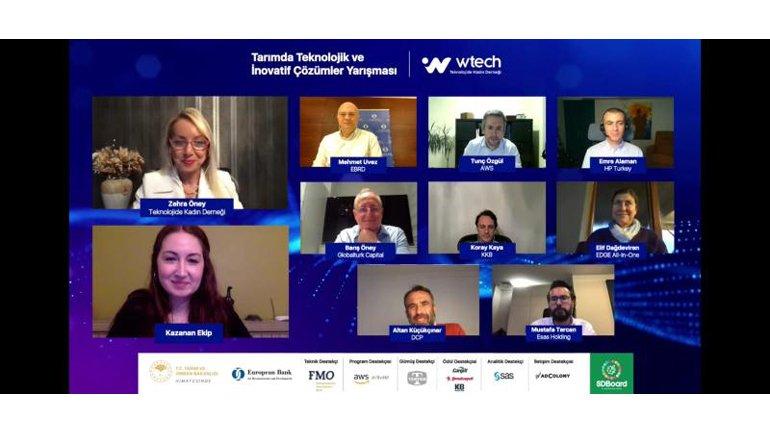 Teknolojide Kadın Derneği Ödülleri Sahiplerini Buldu