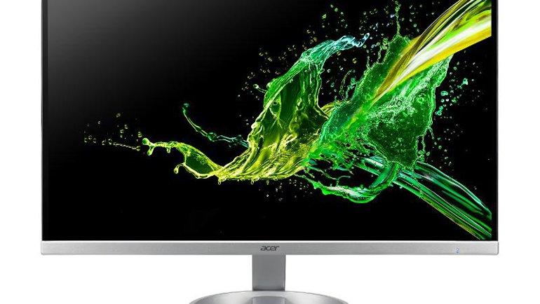 Acer R270, Zero Frame Çerçevesiz Tasarımla Monitörde Fark Yaratıyor