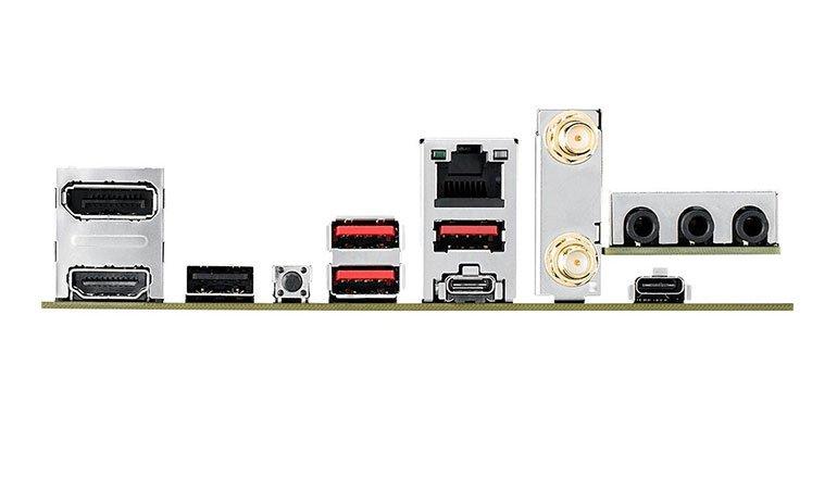 Asus ROG Strix B550-I ve yazılım özellikleri