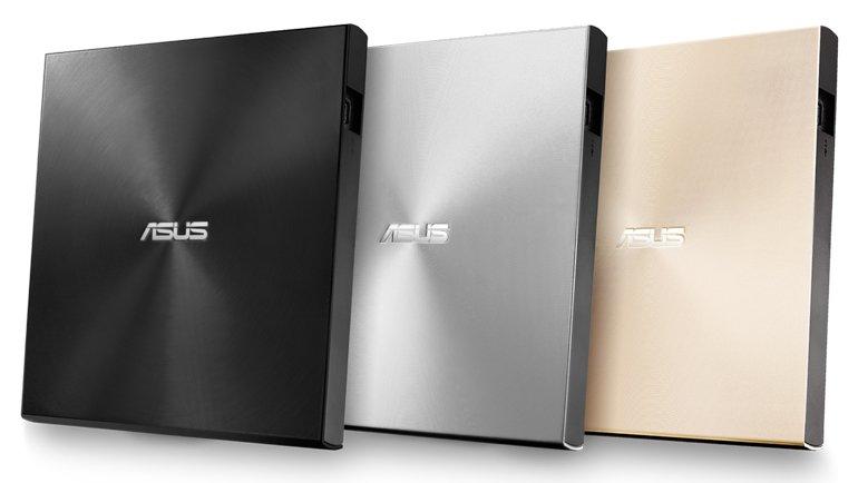 ASUS, Taşınabilir DVD Sürücüsü ZenDrive U8M'yi Duyurdu