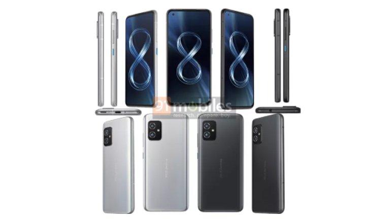 Asus Zenfone 8 ve Zenfone 8 Flip, Tanıtımdan Önce Ortaya çıktı