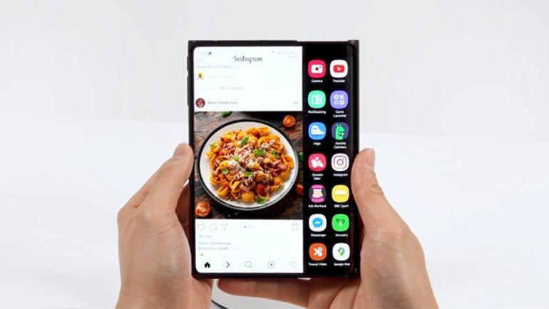 Samsung'dan Yeni Katlanabilir Ekran Teknolojileri ve Fazlası...