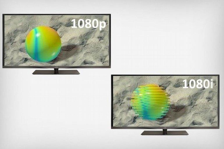 Hangisi Daha İyi: 1080i Veya 1080p?