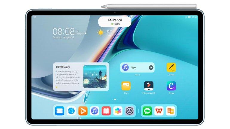 Huawei MatePad 11 İncelemesi