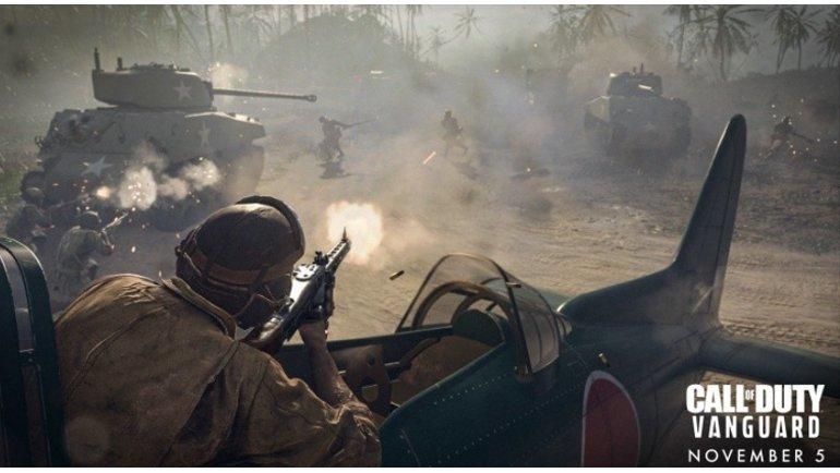 Call of Duty Bir Kez Daha 2'inci Dünya Savaşı Dedi: Vanguard'a Hazırlanın!