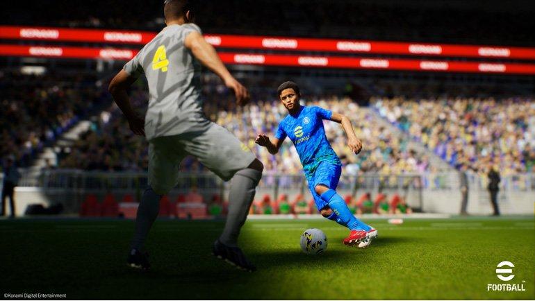 eFootball İçin Yeni Oynanış Detayları Duyuruldu