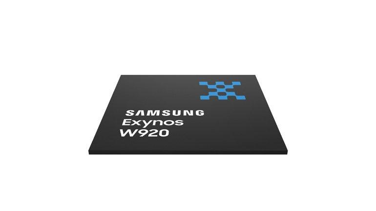 Samsung'dan Giyilebilir Cihazlar için İlk 5nm İşlemci!