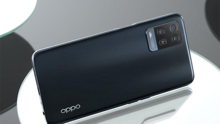 OPPO A54 & OPPO Band ve Enco Air Bir Arada