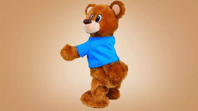 Gemmy Twerking Bear