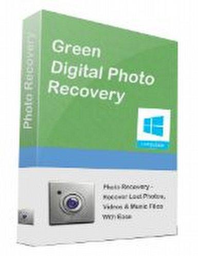 Green Digital Photo Recovery Pro 1.3.1