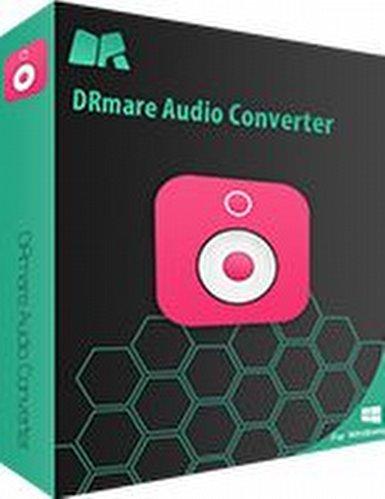 DRmare Audio Converter for Windows 2.0