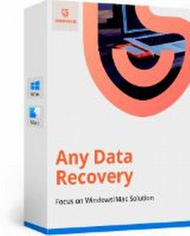 Tenorshare Any Data Recovery 6.4.0 (Win&Mac)