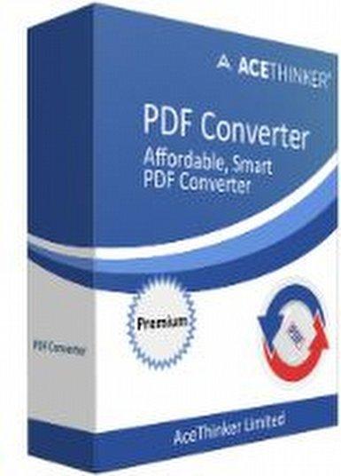 AceThinker PDF Converter Pro 2.0.8
