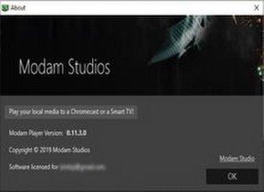 Modam Player 0.11.4