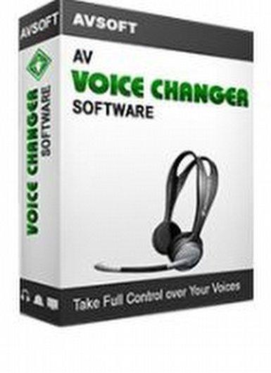 AV Voice Changer Software 7 0 68 (29 06 2019) - Günün Tam Sürümü