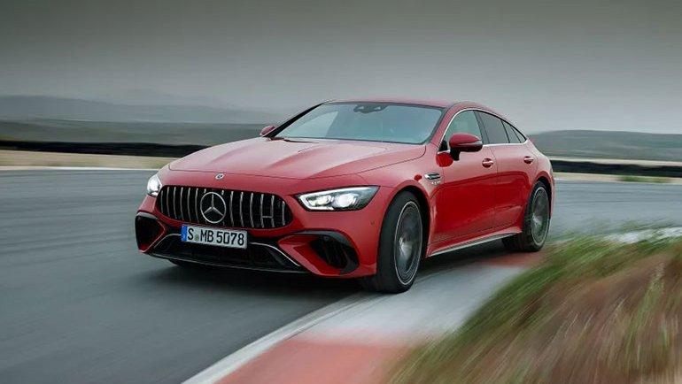 "Mercedes-AMG'den ""süper otomobil"""