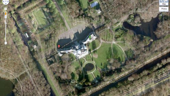 Huis ten Bosch, Hollanda Kraliyet Ailesi - Google Maps\'den gizlenen ...