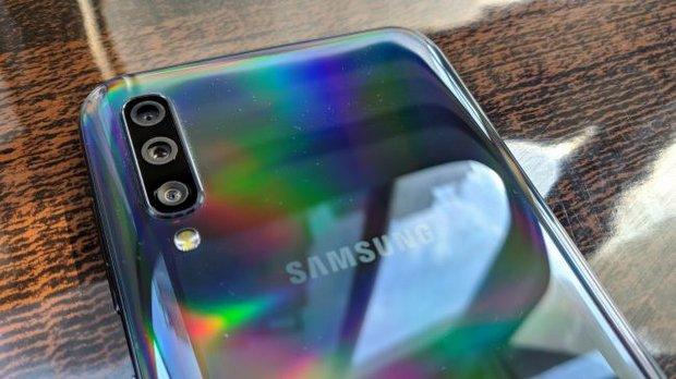 Samsung Galaxy A50 Incelemesi Chip Online