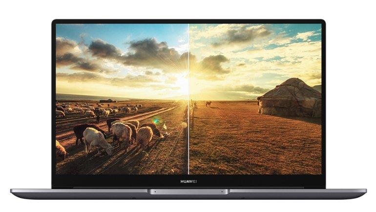 Huawei MateBook D15 Pil Ömrü