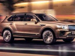 Bentley'in Elektrikli SUV'unda Audi'nin İmzası Olacak